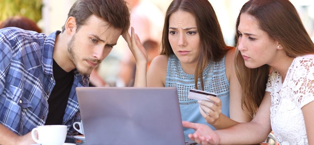 Rechazaron tu solicitud de tarjeta de crédito